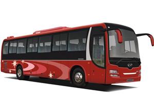 黄海DD6129K客车