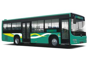 黄海DD6109公交车