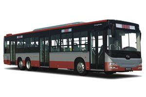 黄海DD6141公交车