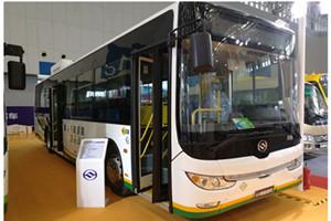 黄海DD6120公交车