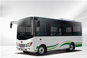 四川现代致道6M公交车