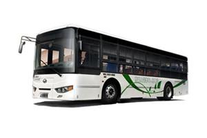 上饶SR6101纯电动公交车