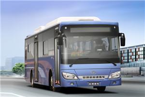 安凯混合动力公交车