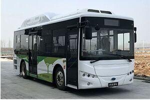 开沃F85公交车