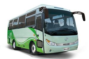 海格KLQ6755KQ客车