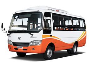 海格小行星公交车