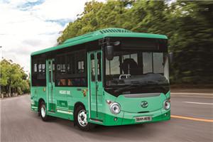 海格KLQ6650GEV公交车