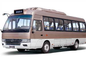 海格罗卡E8CG公交车