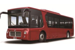 海格罗卡E12公交车