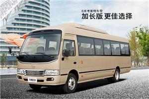 九龙EC8商务客车