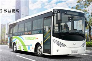 九龙E8公交车