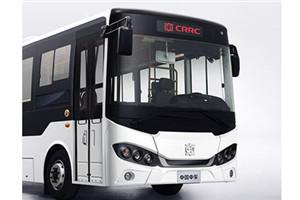 中车电动 C06公交车
