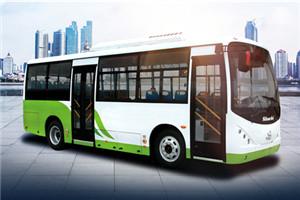 舒驰YTK6830GEV公交车