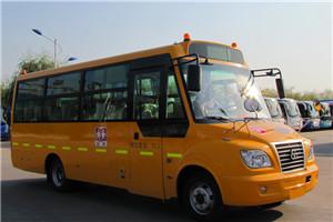 舒驰YTK6750X校车