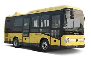 福田欧辉BJ6680公交车