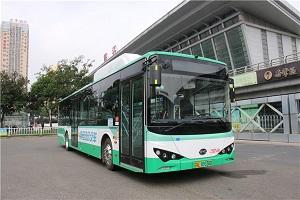助推公交优先示范城市建设 88台比亚迪纯电动客车首投镇江