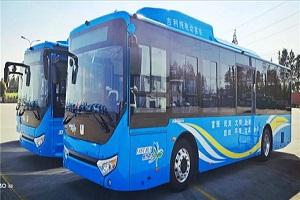 助力绿色交通城市建设 吉利远程公交批量交付宁波