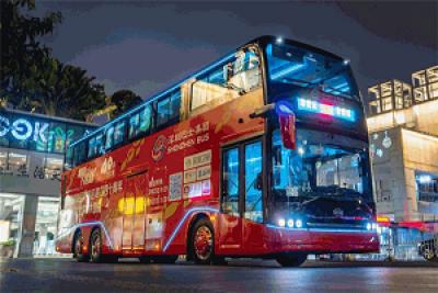 还不快来约!比亚迪纯电动双层旅游观光巴士首批体验官招募啦