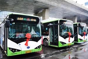 央媒接连点赞比亚迪新能源公交,TA到底有多优秀?