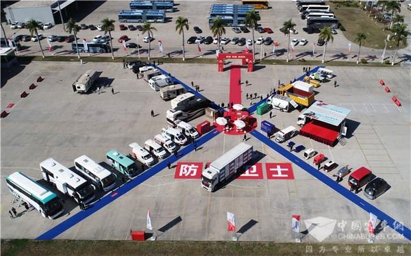 金龙专用车品牌启动 四大产品线齐发力 多维建设美好出行社区