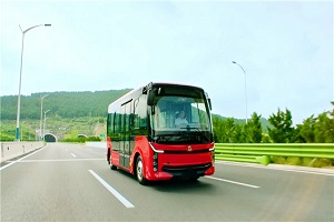 再下一城!20台中通客车睿通V60将服务嘉兴南湖景区