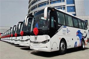"""精耕""""品质旅游"""" 中通这两款豪华旅游客车再次批量交付新疆"""