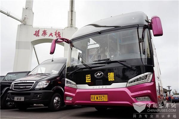 云上2021年中国自主品牌博览会 苏州金龙这些看点不容错过