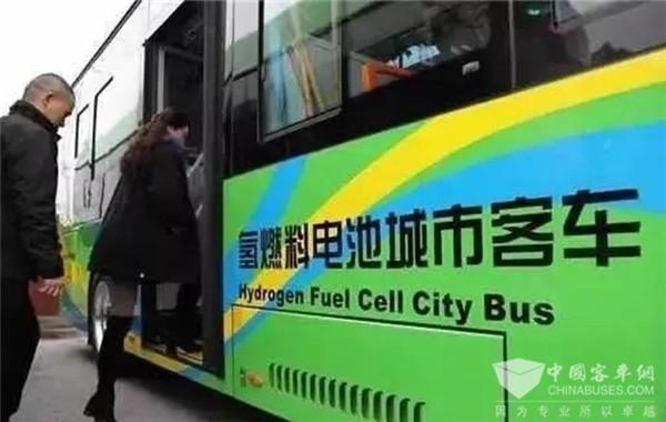 """瞄准""""双碳""""目标 安凯为何坚持研发氢燃料电池客车?"""